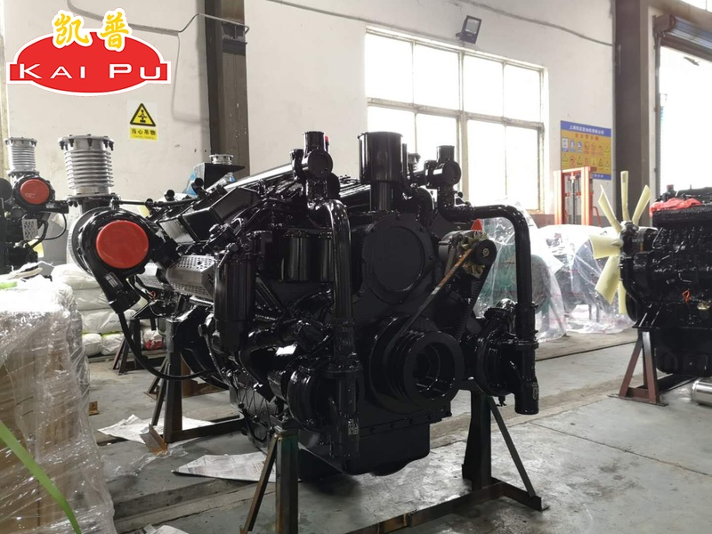 How to Check Details in the 6 Cylinder Diesel Engine Generator Set Maintenance?