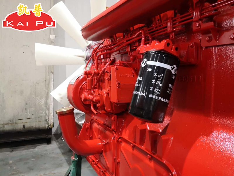 What Are The Requirements For Diesel Engine Generator Rooms?